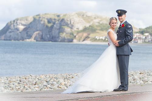 Welsh Coastal Wedding photography